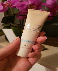 Crema hidratantă corectoare A-Z The One